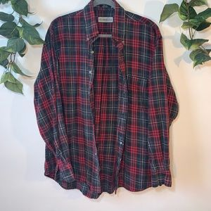 Members only flannel